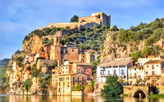 Туристические показатели в Испании в 2021 году: в четыре раза больше немецких туристов, чем британцев